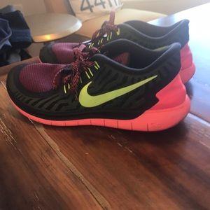 Nike Free 5.0 Barefoot Ride Running